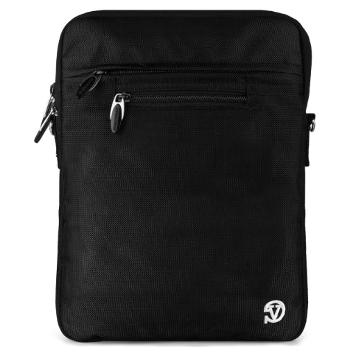 VG Hydei Edition Black Nylon Protective Carrying Bag with Removable Shoulder Strap for Motorola Droid Xyboard / Motorola Xyboard / Motorola Xoom Familiy Edition / Motorola Xoom 10.1 inch Tablets