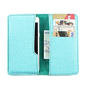 DooDa PU Leather Pouch Case Cover With Card / ID Slots For Sony Xperia Z
