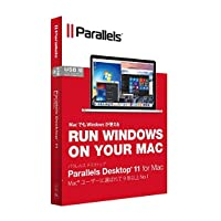Parallels Desktop 11 for Mac(Retail Box USB)