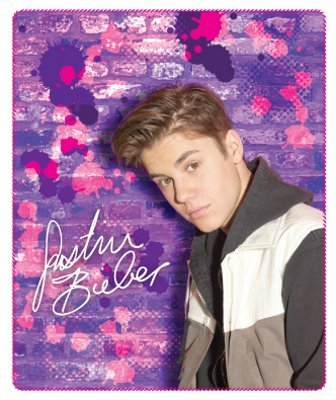 Justin Bieber Blankets