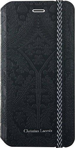 etui-folio-paseo-de-christian-lacroix-noir-pour-iphone-7
