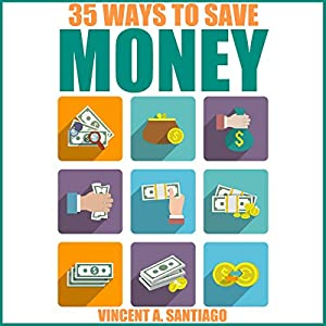 35 Ways to Save Money Audiobook