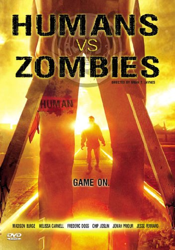 Cover art for  Humans Vs Zombies