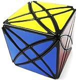 Lanlan® Flower Rex Puzzle Cube Black