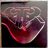 GTR Self Titled LP Vinyl & Cover VG++ 1986 Lyrics Sleeve