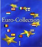 Münzenalbum Euro-Collection Band 1: Münzenalbum für Münzen der 12 EURO-Ursprungsländer Belgien, Deutschland, Frankreich, Finnland, Griechenland, Irland, ... Österreich, Portugal, Spanien: Band 1