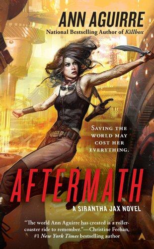 Image of Aftermath (A Sirantha Jax Novel)