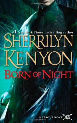 Image of Born of Night (The League, Book 1)