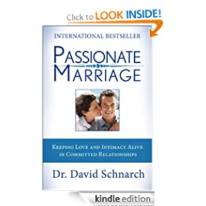 Passionate marriage schnarch