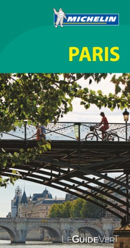 Michelin Green Guide Paris (in French) (French Edition)