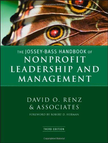 The Jossey-Bass Handbook of Nonprofit Leadership and...