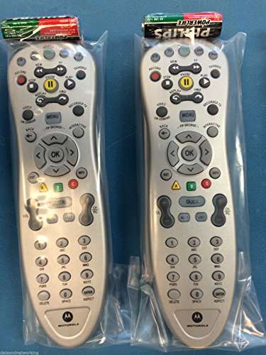 AT&T U-verse TV Point Anywhere RF Remote Control Model: RCSBC15348 - REMOTE ONLY (Att Universal Remote compare prices)