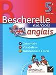 Anglais 5e - Bescherelle: Cahier d'ex...