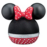 eKids Minnie Mouse Bluetooth Speaker, by iHome, MF-M8