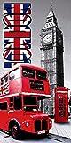 DRAP DE PLAGE LONDRES