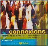 img - for Connexions 1 Methode de Francais: Class CD 1 (French Edition) book / textbook / text book