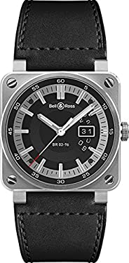 Bell Ross Aviation BR0396-SI-ST