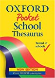 Oxford Pocket School Thesaurus 2005 (0199113009) by Allen, Robert