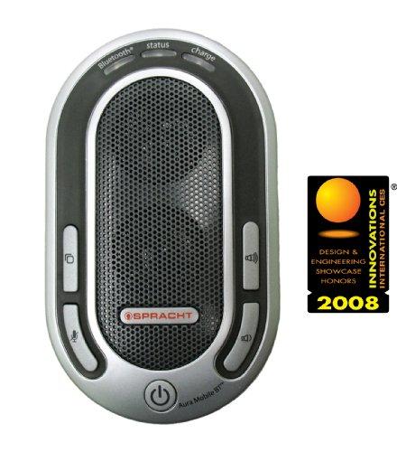 Spracht Aura Mobile Hands-Free Bluetooth Speakerphone