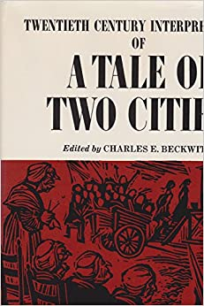 Critical essays on charles dickens a tale of two cities
