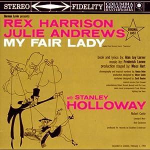 Loewe: My Fair Lady: Original London cast [SOUNDTRACK]