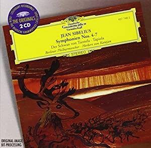 Sibelius: Symphonies No. 4-7; Tapiola