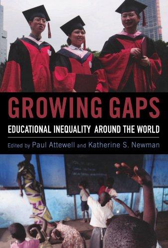 Growing Gaps: Educational Inequality around the World