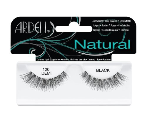 Ardell Fashion Lashes Strip Lashes 120 Black -(4 Pack)