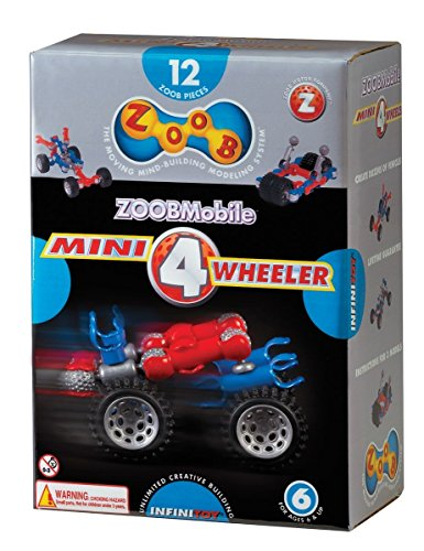 ZOOBMobile Mini 4 Wheeler