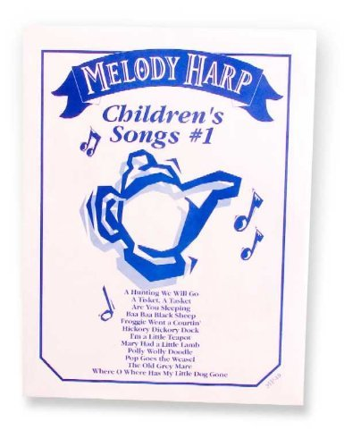 Melody Harp Children's Songs #1