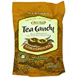 Bali's Best Citrus Green Tea Candy, 5.3-Ounce Bags (Pack of 12) by Bali's Best