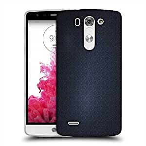 Snoogg Grey Wall Pattern Design Designer Protective Phone Back Case Cover For LG G3 BEAT