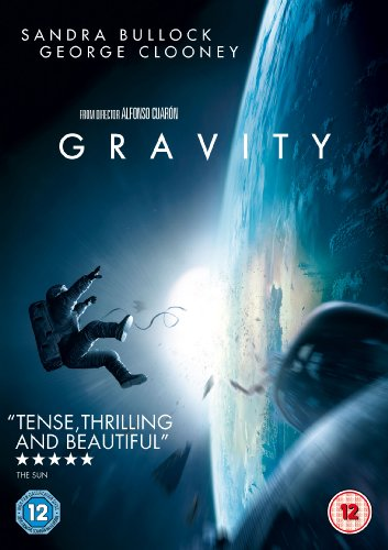 Gravity [DVD + UV Copy] [2013]