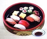 お誕生日祝いカード ・寿司喰いねえ ネタをめくると BD70-0