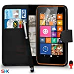 Nokia Lumia 635 Premium Leather Black...