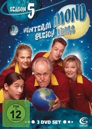 Hinterm Mond gleich links - Season 5 (3 DVDs)