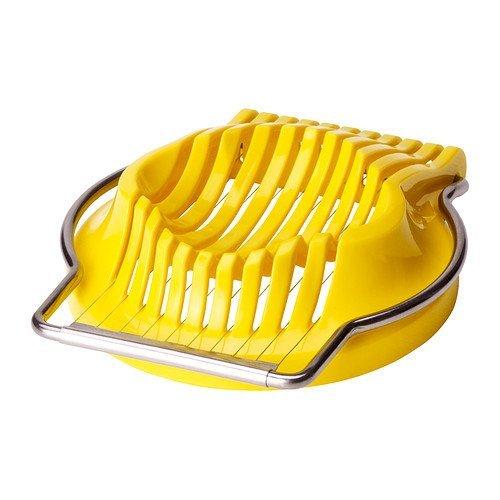 Coupe-œuf en acier inoxydable pour les œufs durs en forme de champignons en cuisine