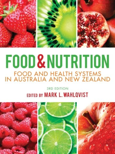 Food & Nutrition: Food And Health Systems In Australia And New Zealand front-479668