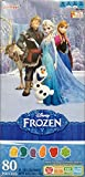 Disney Frozen Assorted Fruit Flavored Snacks (80 - 0.8 Oz Pouches)