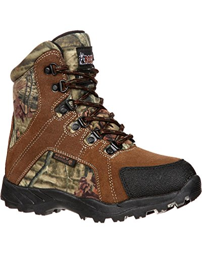 Rocky Kids Hiker 800 Gram Boys' Toddler-Youth Boot 5.5 M US Big Kid Mossy Oak Infinity (800 Gram Insulated Boots compare prices)