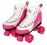 Kandy Skates Rollschuhe Disco Roller Rollserskates Quadskates Strawberry Kisses
