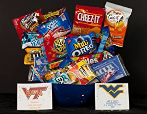 Student Care Package / Food Basket - - College Care Package