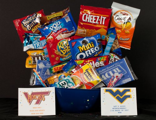 Student Care Package / Food Basket - - College