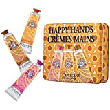 L'Occitane Happy Hands Creme Trio, 3 x 30ml