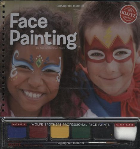 Klutz Face Painting Set