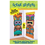 Tiki Island Scene Setter Add-Ons Party Accessory