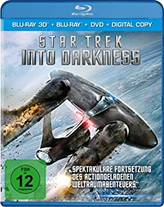 Star Trek: Into Darkness (+ Blu-ray + DVD + Digital Copy) [Blu-ray 3D]