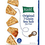 Kashi TLC Pita Crisps, Original Sea Salt, 7.9-Ounce (Pack of 12)