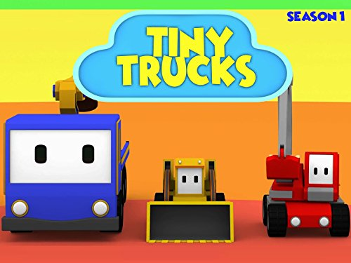 Learn with Tiny Trucks - Season 1