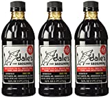 Dale's, Steak Seasoning, 16oz Bottle (Pack of 3)